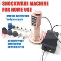 Portatile Extracorporeal Shock Wave Terapia Terapia Shockwave Machine ESWT TRATTAMENTO ED TRATTAMENTO FORNITORE MASSAGGIO BODY MASSAGGIO A casa uso domestico