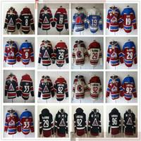 Sodermas de hockey cosidas Jerseys 92 Gabriel Landeskog Mikko Rantanen Cale Makar Matt Duchene Joe Sakic Nathan Mackinnon Patrick Roy Chaquetas