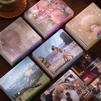 60 pz / lotto Carta Adesivo Amanti 6 Design Diario Decorativo Scrapbooking Coppia di coppia Adesivo Adesivo Aesthetic Planner Album fai da te regalo