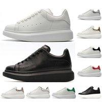 2020 Hot Men Womens in pelle velluto nero bianco scamosciato skateboard scarpe moda chunky sport sneakers mens formatori scarpe casual scarpe ugni 36-44