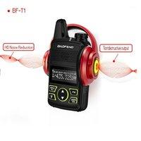Baofeng Radio profesional BF-T1 Banda dual Walkie Talkie HD Reducción de ruido BF-T1 Micrófono de mano1