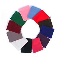 5 * 7cm 미니 스토리지 가방 에코 - 친화적 인 flannelette drawstring 포켓 백 휴대용 방진 보석 저장 끈 백 vtky2114