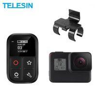 TELESIN WIFI Remote Control for Go pro hero 8 Black Magnetic Charging Port Remote for Hero 7 6 5 Black 4 Session 4 51