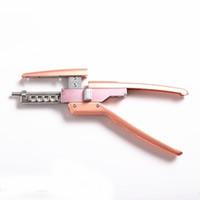 جديد الأعلى المهنية الجيل الثاني من 6D الشعر التمديد آلة 2 6D موصل الشعر صالون أدوات تصفيف الشعر 6D آلة التمديد