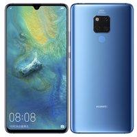 "Original Huawei Mate 20 x 4G LTE Mobiltelefon 6 GB RAM 128GB ROM KIRIN 980 Octa Core Android 7.2 ""Full Screen 40mp Fingerprint ID Mobiltelefon"