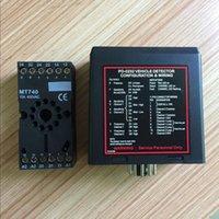 Veículo de gestão de estacionamento Veículo duplo Detector de loop de canal / sistema de pedágio Detectores de loop de indução de canal duplo PD2321