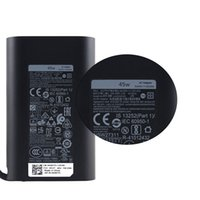 الأصل 19.5V 2.315A 45W TYPE-C محول الطاقة لديل XPS13 9350 9370 9380 شاحن الكمبيوتر المحمول
