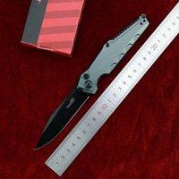 OEM 커쇼 7900 싱글 액션 접는 칼 자동 칼 CPM154 블레이드 알루미늄 합금 핸들 야외 캠핑 도구