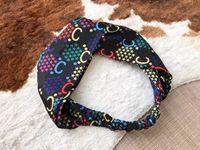 Bandeau élastique Silk Turban à la chaude pour femme Bande à cheveux pour femme fille rétro foulard à tête de tête