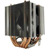 Вентиляторы Охлаждения Xueyufengshen CPU Cooler 6 Чистая Медная Тепловая труба Охлаждающая башня Система 9см Вентилятор радиатор для AMD .1