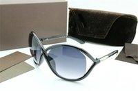 Top Designer Tom Luxus Neue Marke Sonnenbrille Männer Frauen Sonnenbrille UV400 Brillenbrille Rahmen Polaroidobjektiv FORD 0392 5178 5179 0394