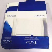 22 الألوان في الأوراق المالية المراقب بلوتوث اللاسلكية لPS4 الاهتزاز المقود غمبد تحكم لعبة PS4 لعب محطة مع صندوق البيع بالتجزئة DHL