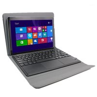 Tablet PC Windows 10 Intel Atom 10,1 polegadas Quad Núcleo 2GB +32 GB 1280 x 800 IPS Dual câmera com tablet suave1