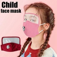 Child Protective Design Face Kid With Washable Shield Eye 2 ...