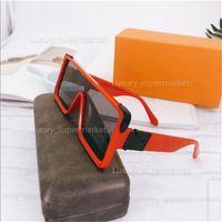 2021 مصمم النظارات الشمسية النظارات الشمسية الفاخرة أنيقة الأزياء جودة عالية الاستقطاب للرجال المرأة الزجاج uv400 شحن shipping.aa2
