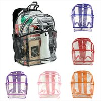 Women Outdoor Candy Waterproof Backpacks Shoulder Bag School...