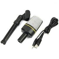 Mikrofonlar Mikrofon Standı Ayarlama Kayıt K şarkı SET1