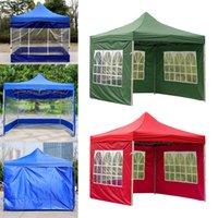 المحمولة في الهواء الطلق خيمة استبدال السطح المحفين حزب ماء شرفة مظلة أعلى غطاء حديقة الظل المأوى windbar