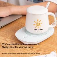 Control de temperatura TERMOSTAT AUTOMÁTICO 55 grados Aislamiento eléctrico Base de control de temperatura del calentador de calentador de la leche Artifact