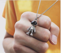 New arrival Korean version of astronaut necklace female acce...
