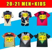 2021 Club América Qualidade Adulto Jerseys de futebol Xolos de Tijuana Tigres Unam Guadalajara Chivas Cruz Azul Kit Jersey Camisas