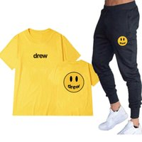 Drew Sportswear Suit Streetwear Men' s Sets T shirt Sets...