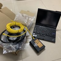ICOM A2 B C mit 2020,12V ISTAD 4.26 ISTAP 3.67 750GB HDD X200T-Laptop-Computer für BMW ICOM-Diagnosewerkzeug