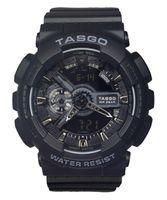 뜨거운 브랜드 새로운 relogio 110 GMT 남자 스포츠 시계, LED 스톱워치 손목 시계 디지털 시계, 좋은 선물 남자 소년, dropshipping
