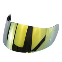 Anti- scratch UV Protection Motorcycle Helmet Visor Lens Fit ...