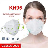 Yüksek kaliteli cubrebocas 5ply kn95 anti toz yüz maskesi GB2626-2006 ile 2 katmanlar erikli kumaş anti-sis toz dayanıklı açık maskeler