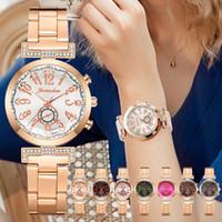 Wholesale 30PCS Mixed Color Fashion 35mm x 10mm 53g Quartz Ladies Watch Women's Children's Students Watches Casual Wristwatches CH120