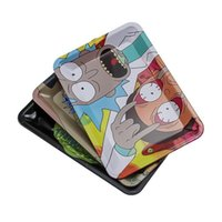Metal Rolling Tray Tobacco Pipe Hand Cigarette Paper Roller Smoking Accessories Dry Herb Storage Tray for smoking 18x14cm