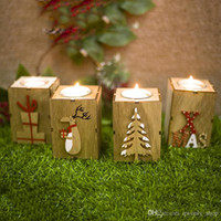 Christmas Candle Holder Decoration Christmas Creative Gifts ...