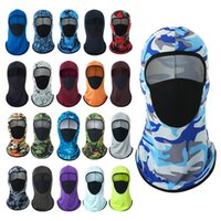 Winter Camo Bandana Ski Neck Warmer Windproof Dustproof Bala...
