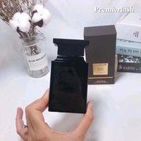 Premierlash WhitesueDe Parfüm 100 ml 3.4oz Erkek Kadın Tarafsız Parfümleri Koku Ahşap Tütün Uzun Ömürlü Iyi Koku Köln Sprey Hızlı Gemi