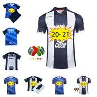 20 21TOP Качество Мексика Liga 75th Limited Edition Monterrey Soccer Jerseys Rayados Monterey D.pabon R.funes Mori Футбольная рубашка Размер S-XXL