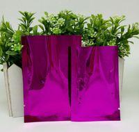 6 사이즈 PE 다채로운 히트 인감 알루미늄 Mylar 호일 가방 냄새 증거 파우치 옷장 주최자 부엌 액세서리 홈 드 DbyequeAb Bdesports