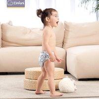 Pannolini di stoffa Elinfant Baby Pantaloni da bagno per bambini Impermeabile Piscina regolabile Pannolini per pannolini Riutilizzabili Cappe per lavabili