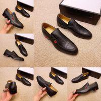 Marca de lujo de cuero de grano completo de negocios para hombre de negocios zapatos de vestir retro cocodrilo diseñador naturaleza cuero zapatos Oxford para hombres UE 38-46