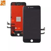 Nuevo para iPhone 6S PLUS 7 8 7 PLUS 8 PLUS Pantalla LCD Pantalla táctil Digitalizador Reemplazo de ensamblaje Entregar las mercancías Rápido en blanco y negro