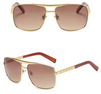 5pcs été nouvelle femme métal lunettes de soleil UV de mode lunettes de soleil à la mode Glases Sun Glasess Mec Beach Vélo Verres Vélo Goggle Livraison Gratuite