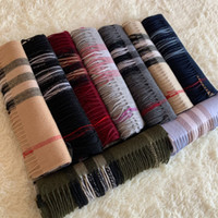 Высококачественный кашемиерный шарф мягкий кашемиер печати Скарфина классический плед кашемировой шарф марки мужские и женские шарф длиной 180 * 30 см