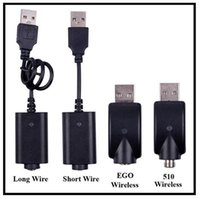 E Cigarette USB Charger Cable Long Short Wired Battery Charg...
