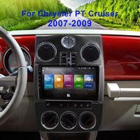 GPS Navigator Player pour Chrysler Pt Cruiser SEBRING 9 pouces HD Android 10.0 Car USB Multimédia vidéo vidéo audio Lecteur vocal DVD