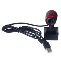 Caméra de caméra webcam USB 2.0 HD webcam avec micro pour ordinateur PC ordinateur portable bureau webcam-kamera caméra webcam camara de la pc nov11