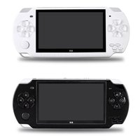 Video Game Game Player X6 per PSP Handheld Retro Game 4.3 pollici schermo MP4 Player Game Support Camera