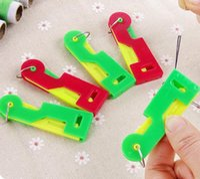 Sewing Dreader Wear Tube-apparaat voor automatische draadwet als een tussendoorsnede naaldhoedgereedschap