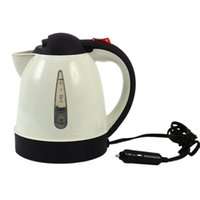 1000ML Hot Kettle Car Portable Water Heater Auto Travel for ...
