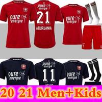 2020 camisas de futebol 2021 Twente Enschede FC 20 21 casas de distância Menig Selahi Aburjania Roemeratoe camisas homens futebol maillot de Camisetas pé