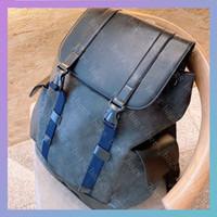 Мужская сумка рюкзака женщины роскоши дизайнеры рюкзаки модные сумки 2021 bagpack с буквой sac à main